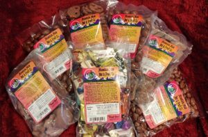 Mountain Man Lady - Contents of Large Milk Chocolate Lovers Gift Basket
